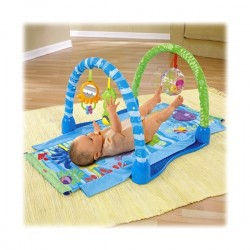Centru activitati Ocean Wonders Kick & Crawl Gym Fisher Price