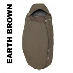 Salopeta General Footmuff Bebe Confort EARTH BROWN