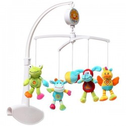 Carusel muzical Animals 1299 BabyOno
