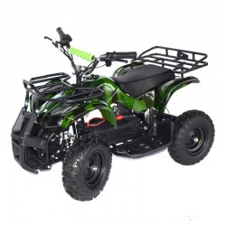 Mini ATV electric Skutt S3600 36V 800W Verde