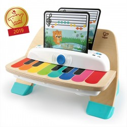 Jucarie muzicala de lemn Hape Magic Touch Piano™ Baby Einstein