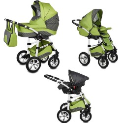 Carucior Flamingo Easy Drive Vessanti 3 in 1