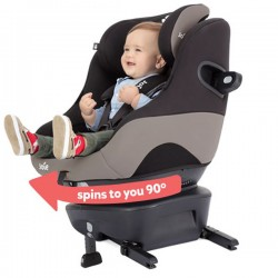 Scaun auto Joie Spin Safe 0-18 kg rear facing rotativ
