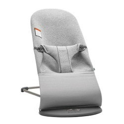 Balansoar BabyBjorn Bliss Light Grey 3D Jersey